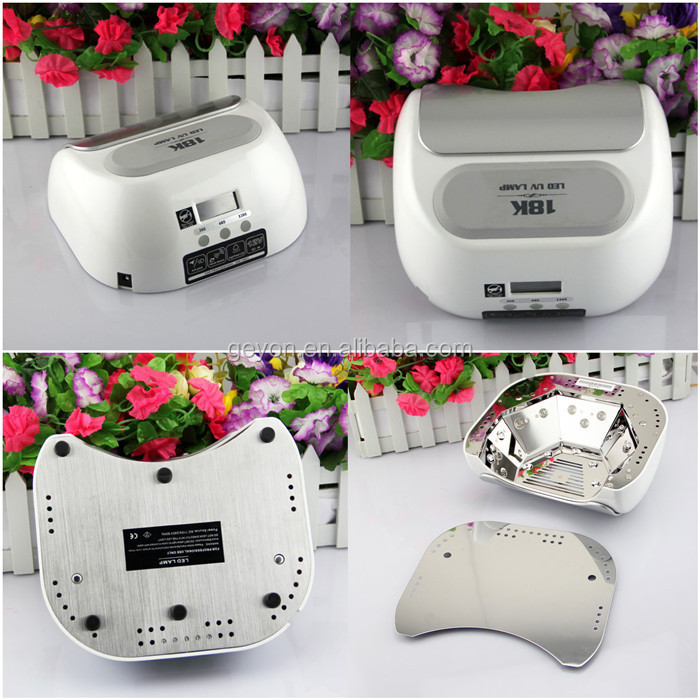 Best price!! 18k 36w artpro nail printer led uv lamp, 36w led uv lamp for nail gel cuccio