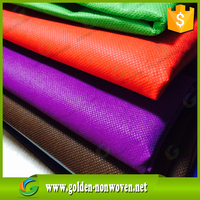 waste meltblown sms polypropylene pp spunbond nonwoven fabric for tablecover