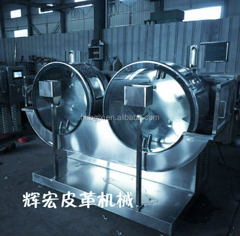 GH-B Series Interlayer Heating Circulating Stainless Steel Temperature-Controlled Comparison Laboratory Drum
