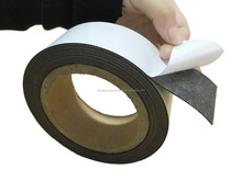 Self Adhesive Magnetic Strips Extruded rubber strip self adhesive backed rubber strips