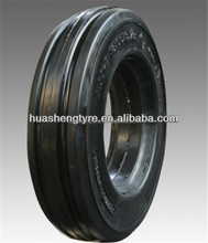 Bias tire factory agricultural tractor tires 7.50-18 with DOT certificate