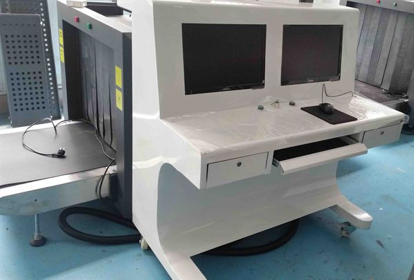 Public security equipment x ray luggage baggage screening scanner machine TS-8065