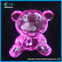 Factory direct OEM acrylic crafts birthday gifts for kids