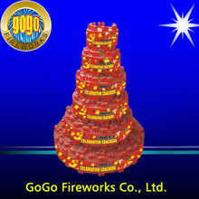 756 100000 Tou Celebration all red cracker fireworks professional fireworks outdoor firecrackers packing in:1/1