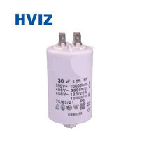 New china supplier metallized polypropylene film ac capacitor CBB60