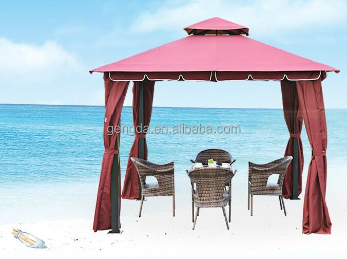16Feet Waterproof Triangle Canopy Sand Sun Shade Sail