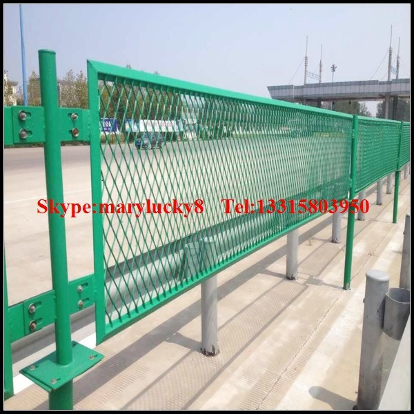carbon steel expanded metal panels for fences/Expanded Metal fence prices