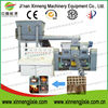 500kg/h 50mm diameter biomass Peat Briquette Machine