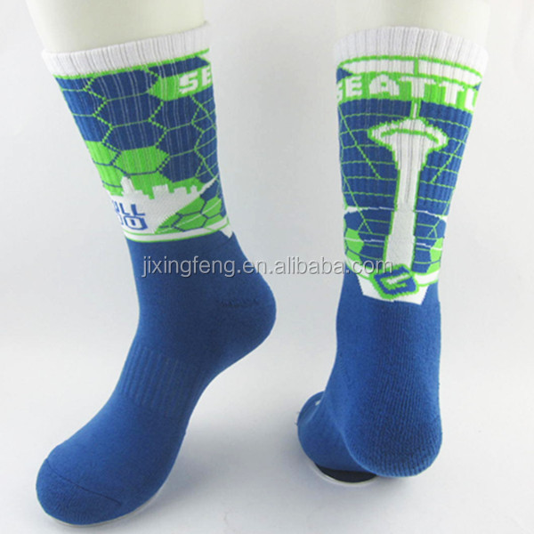 wholesale men's cotton terry socks