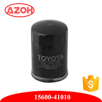 Auto Car Engine Parts oil Filter assembly ,Filter sub-assembly oil OEM* 15600-41010 1560041010 For Toyota Land Cruiser