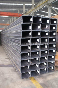 Square GB/T5035 length 5800mm 10#-45# seamless carton steel tube