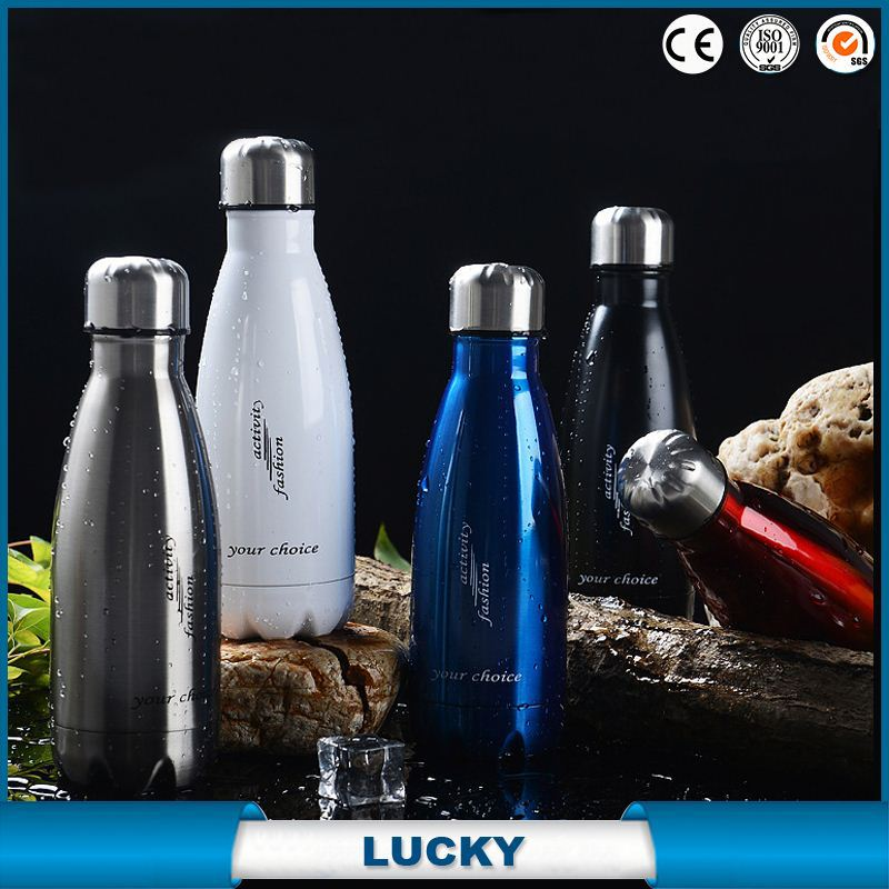 1000Ml Large Glass Jar Thermos Refill Vacuum Flask
