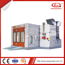 CE High quality 26 kw car paint spray booth for Car Painting