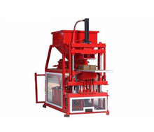 QTS2-10 clay interlock brick making machinery