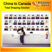 china express courier to Canada