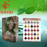 hanzhixiu hair dye hair color wholesale