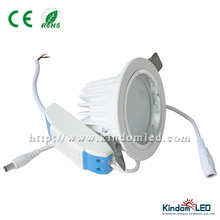 Chinese supplier 7W down ligh fixtures LED light movable ceiling light fixture KD-ADH002-7W