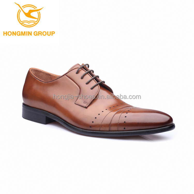 hot sale Italian style formal dress shoes wholesale leather wedding shoes classy men dress shoes