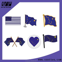Wholesale cheap customized national country flag for election