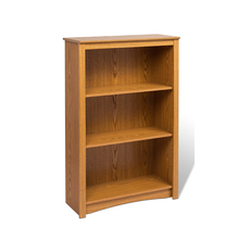 High Quality MDF Bookcase 2-tier 3-tier Book Storage Shelf