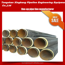 foam glass uv resistant pe foam flexible blue insulation pipe