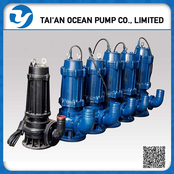 Suitable for transmission of water vertical sewage Submersible centrifugal pump