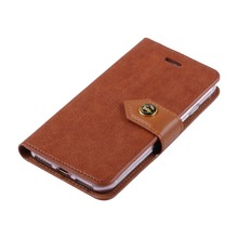 Hot sell genuine wallet leather ebay phone cases for iphone 6 plus case wallet with belt clip