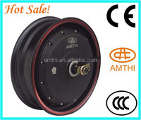 electric hub motor for cheap motorcycle, china 48v 800w electric motorcycle, 3000w hub motor, AMTHI