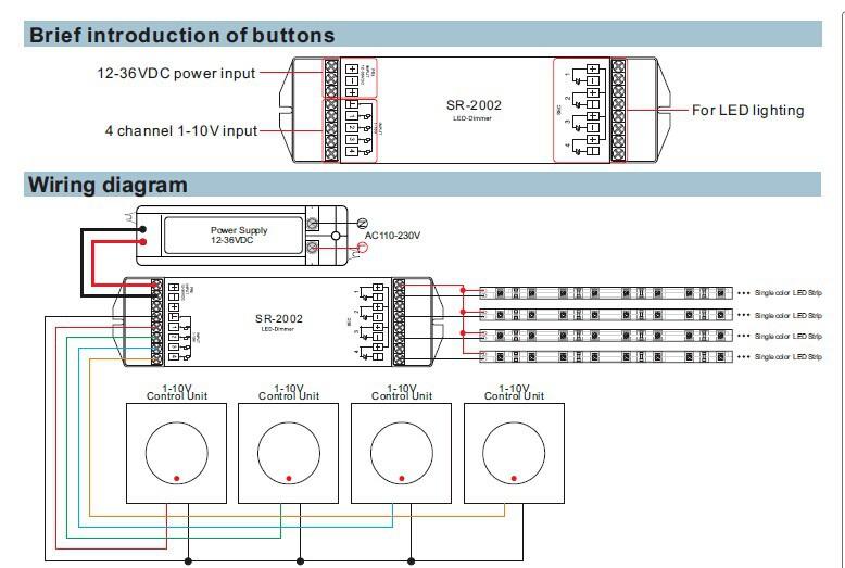 1 10v Dimmer Control By Push 1 10v Analog Potentiometer
