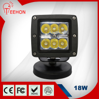 Hot selling 3 inch 12V 24W IP67 led work light auto for Tractor,Truck,SUV, TUV, Boat