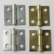 small steel hinge for jewelry box, jewelry case hinge