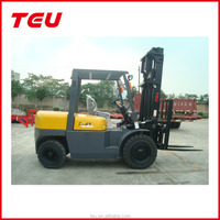 TUE Diesel Forklift 4.5ton with Japanese MITSUBISHI