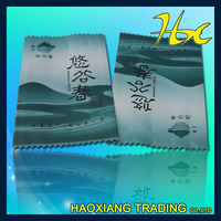 tea packing aluminum foil biodegradable plastic bag