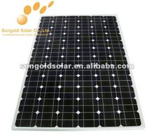 Black frame Bosch mono 250w solar panels for sale(SGM-250W)