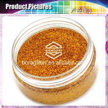 BL 1/128 high quality glow in the dark glitter powder popular product