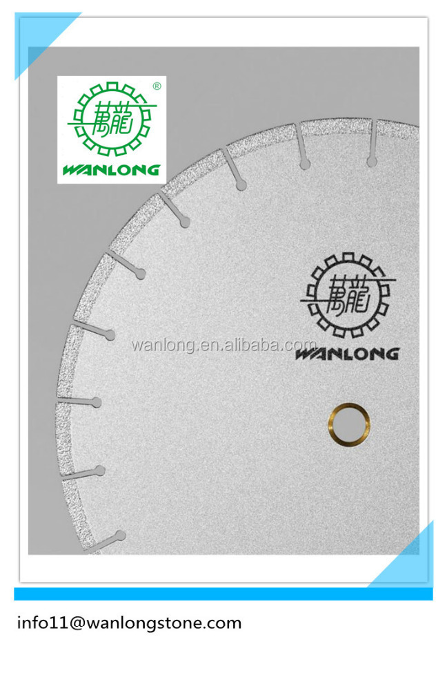 diamond tools of dry cutter with good cutting result 7 diamond blade 7/8 arbor