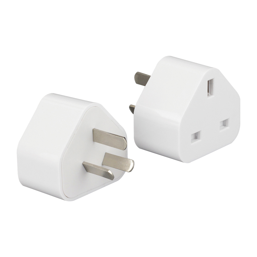 Wonplug wholesale New design UK to Australia au converter plug au 3 pin adapter with CE RoHS certification