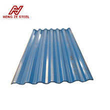 Color Coated Galvalume Corrugated Steel Roofing plate for wall panel