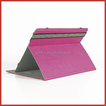 china manufature cheap top quality bright color pattern 4 stand table case for ipad,9-10 inch universal tablet cover
