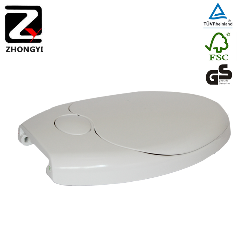 ZY wc easy release duroplast toilet lid cover