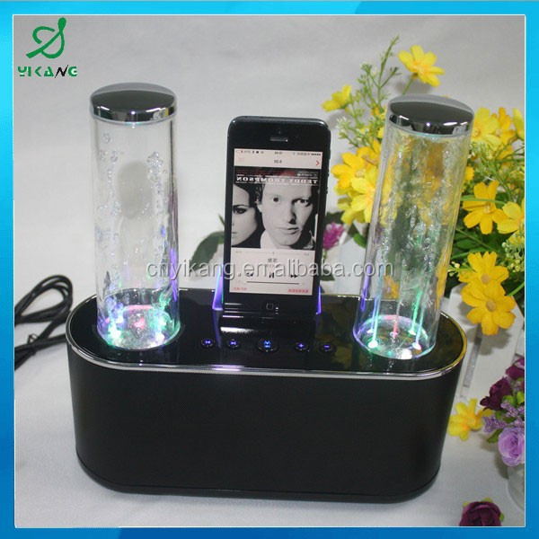 New ideas big bluetooth speakers large dancing water speaker YK-1307