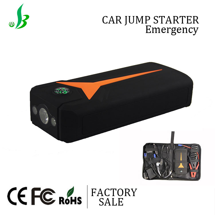 Mini car jump starter,emergency tools car jump start kit,Multi function power bank car jump start