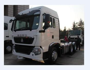 the hight-end SINOTRUCK HOWO 6*4 tow tractor truck