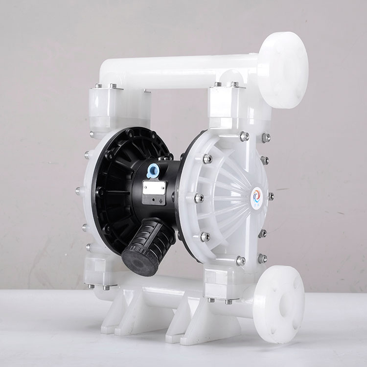 "1.5"" chemical Alkaline liquid double air pneumatic diaphragm pump"