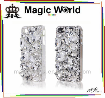 Funky Bling Phone Cover For Iphone 5s