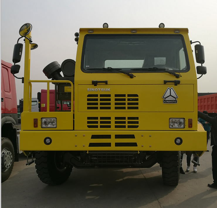 Price New 10 Wheeler Off Road Dump Truck Mining Dump Tipper Truck For Algeria