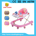 2018popular and new design baby walker musical and flashing walker for baby