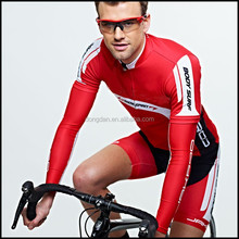 2015 new style fashion cycling wear accept OEM long cycling clothing for adults and breathable quick dry cycling jersey