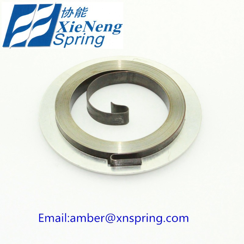 steel timer mainspring