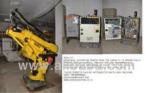 USED SCOND HAND FANUC ROBOTS